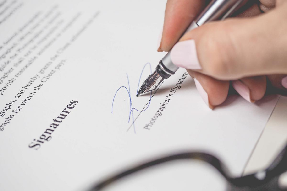 Pouvoir de licencier du signataire de la lettre de licenciement